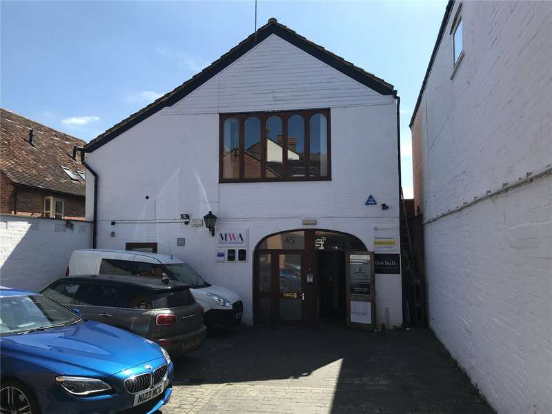 Office Commercial for rent in Market Place, Henley on Thames, Oxon, RG9