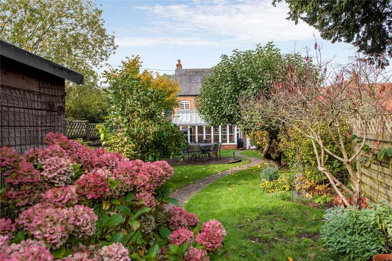 3 Bedrooms Terraced House for sale in Stonor, Henley-on-Thames, Oxfordshire, RG9