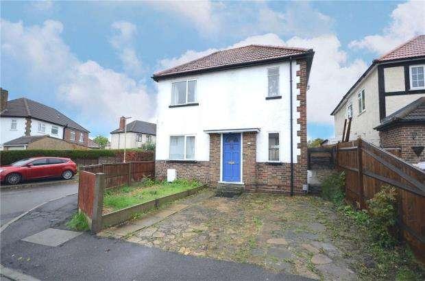 3 Bedrooms Detached House for sale in Clive Road, Aldershot, Hampshire