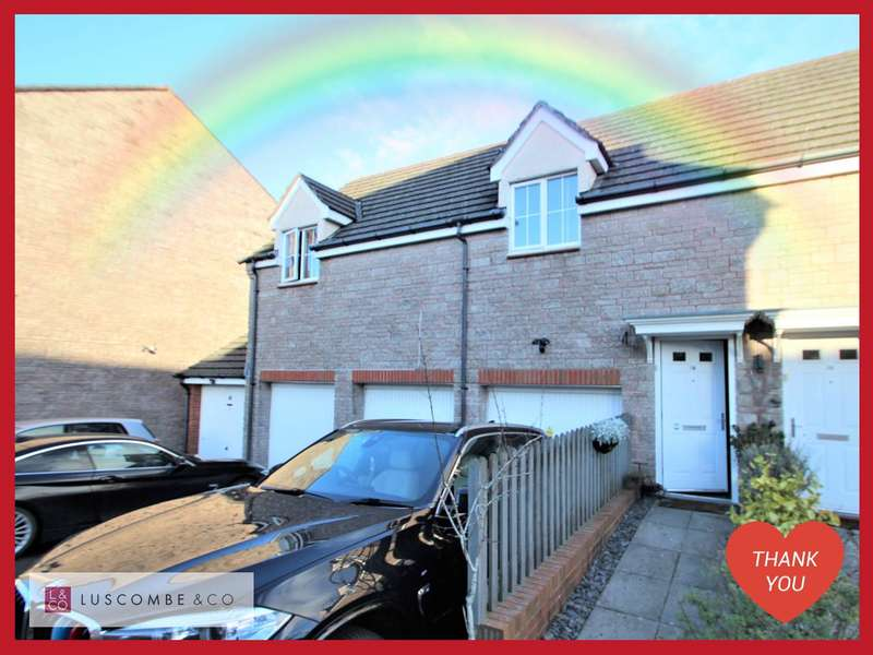 2 Bedrooms Flat for rent in Oystermouth Way, Coedkernew, Newport