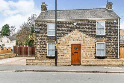 3 Bedrooms Detached House for sale in Mill Road, Ecclesfield, Sheffield, South Yorkshire