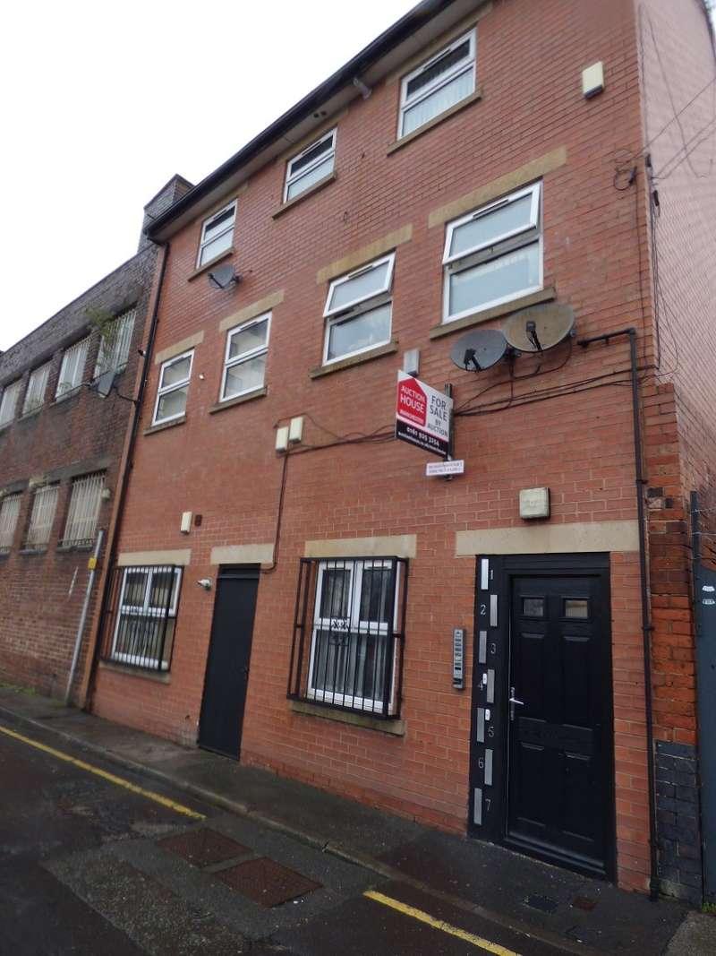 2 Bedrooms Ground Flat for sale in 1 Brefney House, Fleet Street, Ashton-under-Lyne, Lancashire
