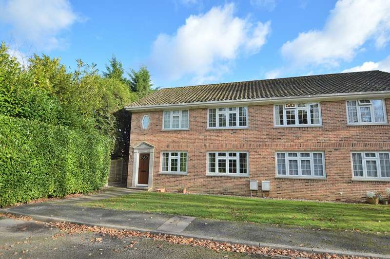 2 Bedrooms Maisonette Flat for sale in Tithewood Close, Chandler's Ford