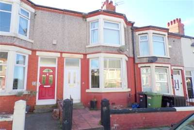 3 Bedrooms Terraced House for rent in Shamrock Road, Claughton