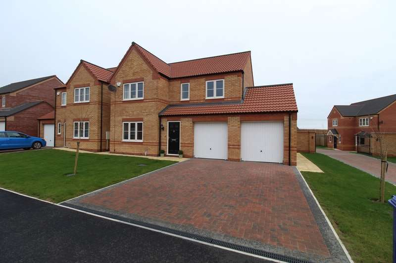 4 Bedrooms Detached House for sale in Harland Road, Lincoln, Lincolnshire, LN2