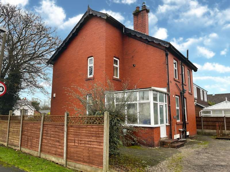 2 Bedrooms Flat for rent in Tag Lane, Preston, PR2
