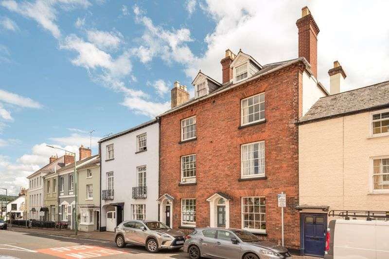 4 Bedrooms Property for sale in St. James Street, Monmouth