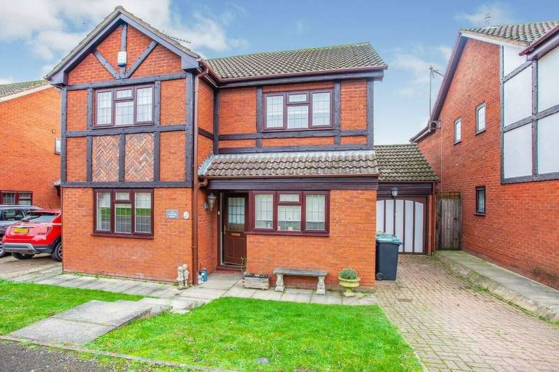 4 Bedrooms Detached House for rent in Tudor Manor Gardens, Watford, WD25
