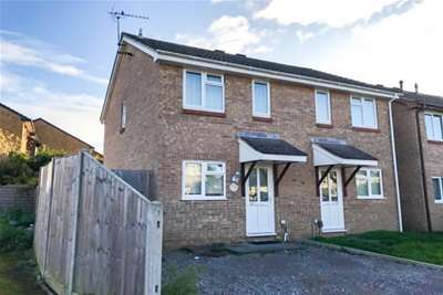 2 Bedrooms Semi Detached House for rent in Locks Heath