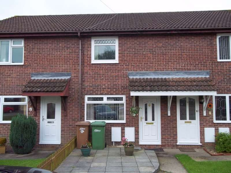 2 Bedrooms Terraced House for rent in Chepstow Close, Grove Park, Blackwood