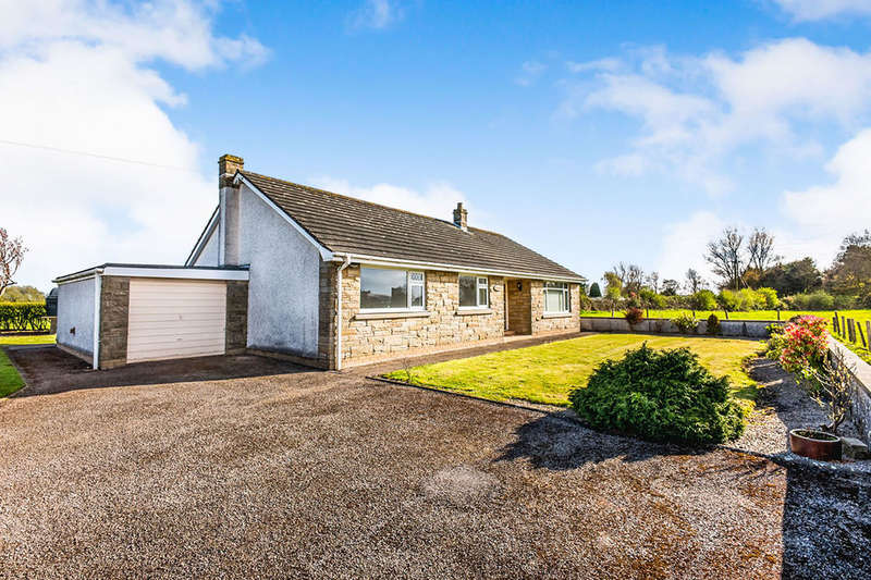 3 Bedrooms Detached Bungalow for rent in Causewayhead silloth, Wigton, CA7
