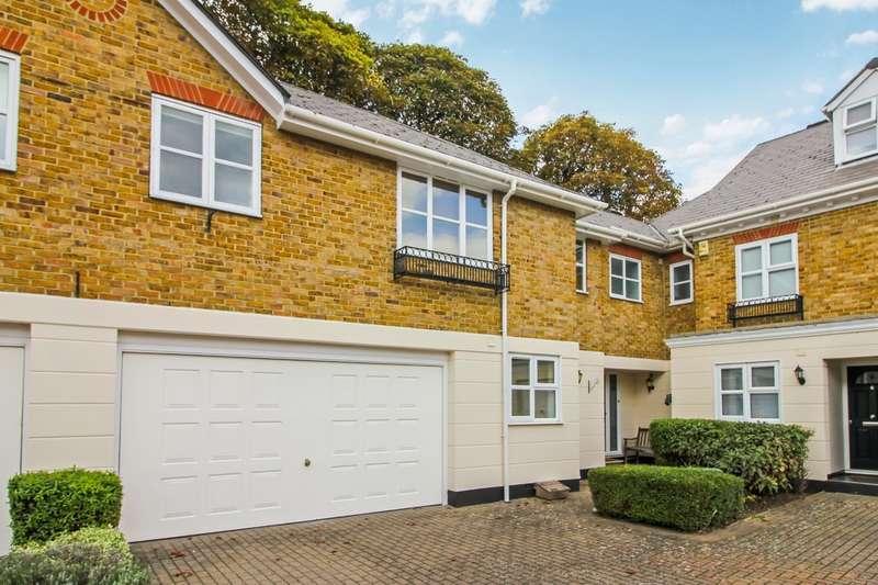 4 Bedrooms Terraced House for sale in Park Road, Chislehurst