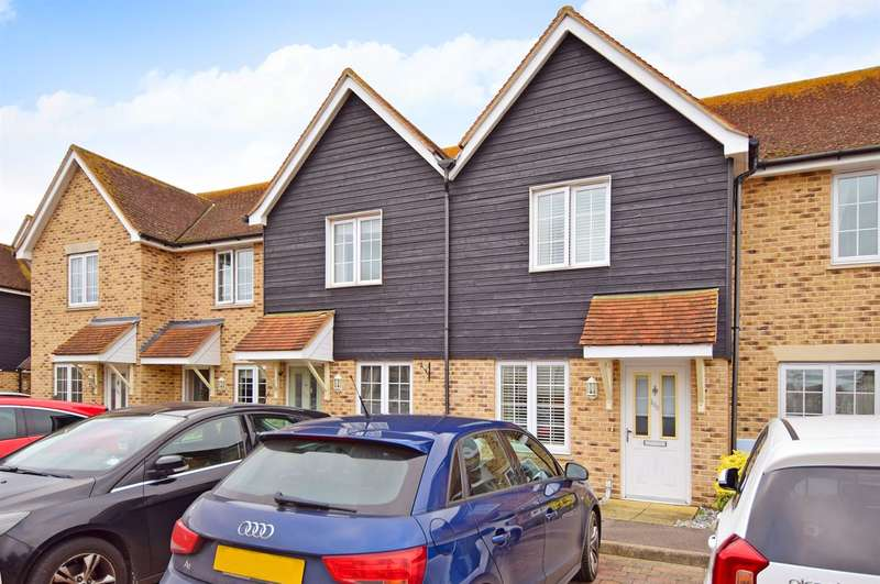 2 Bedrooms Terraced House for sale in Barnes Way, Herne Bay