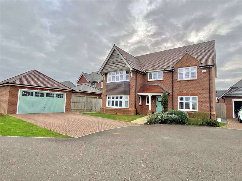 4 Bedrooms Detached House for sale in North View Fold, Wrea Green
