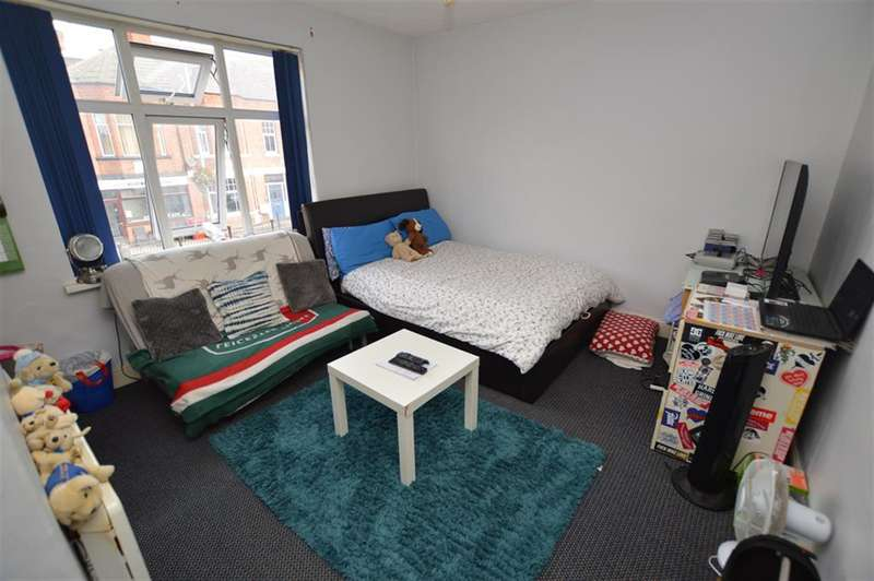1 Bedroom Flat for rent in Blaby Road, Wigston, LE18 4PA