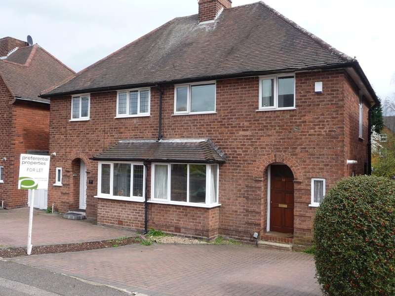 3 Bedrooms Semi Detached House for rent in Lower Queen Street, Sutton Coldfield
