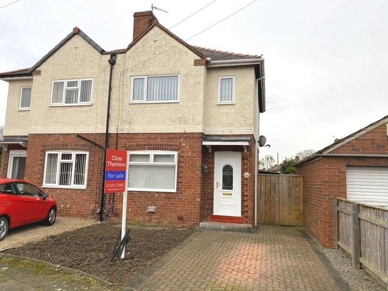 2 Bedrooms Semi Detached House for sale in Spencer Grove, Eastbourne