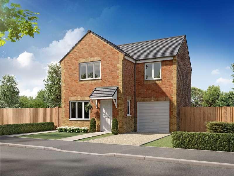 3 Bedrooms Detached House for sale in Plot 46, Kildare, Greymoor Meadows, Kingstown Road, Carlisle , CA3