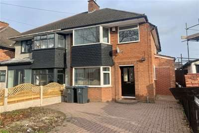 3 Bedrooms House for rent in Fowey Road, Hodge Hill, B34