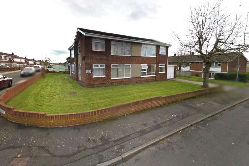 1 Bedroom Flat for rent in Knaresdale, Birtley, Chester Le Street, DH3
