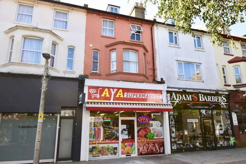 2 Bedrooms Commercial Property for sale in Guildhall Street, Folkestone, Kent CT20
