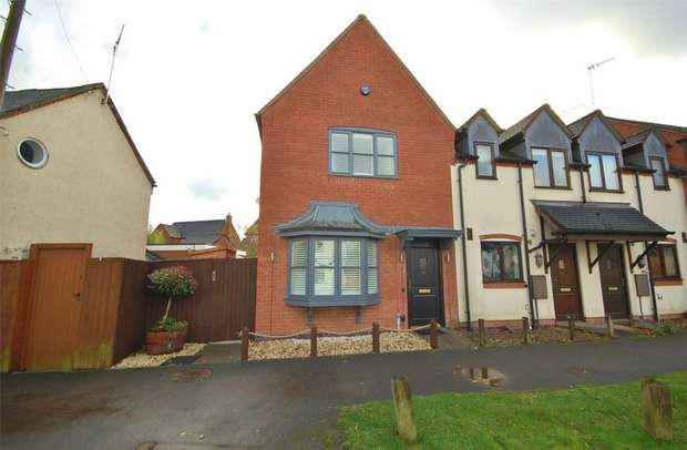 3 Bedrooms End Of Terrace House for rent in Lutterworth Road, Pailton, Rugby, Warwickshire