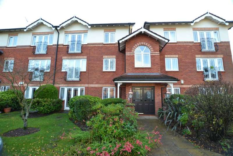 2 Bedrooms Flat for rent in Shelbourne Mews, , Macclesfield, SK10 3RS