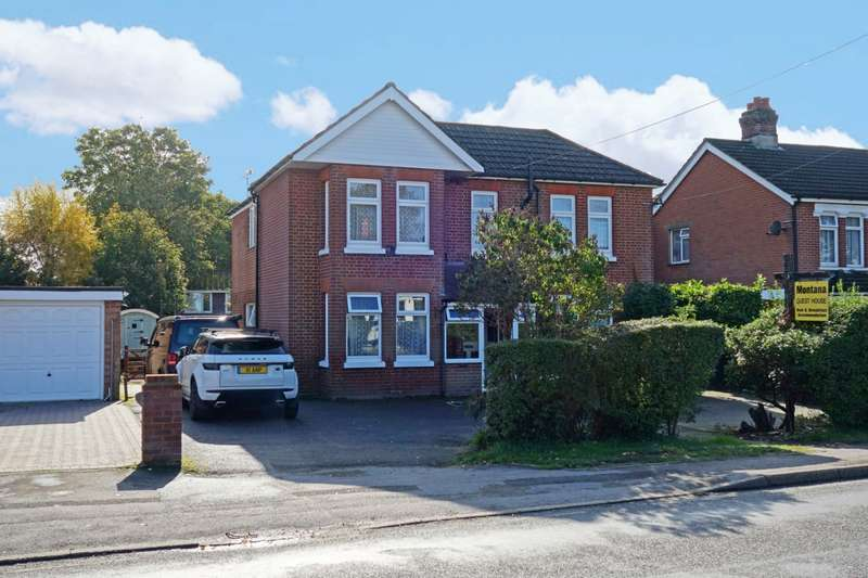 8 Bedrooms Detached House for sale in Hedge End
