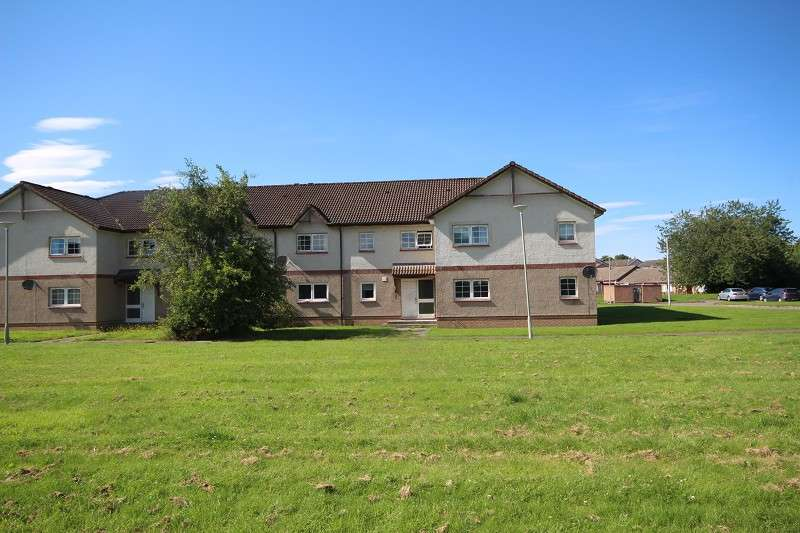 2 Bedrooms Ground Flat for sale in 70 Castle Heather Drive, Castle Heather, Inverness, IV2 4ED