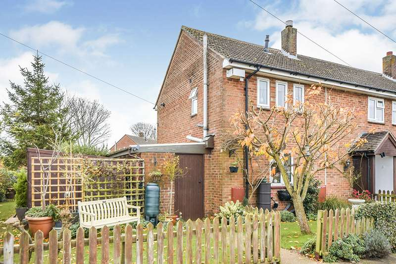 3 Bedrooms End Of Terrace House for sale in Westmoreland Avenue, Scampton, Lincoln, LN1