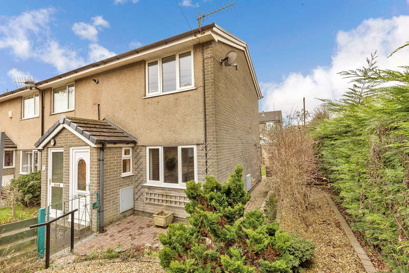 2 Bedrooms End Of Terrace House for rent in Fairfield Close, Carnforth,