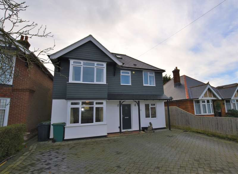 5 Bedrooms Detached House for sale in Park Road, Cowes