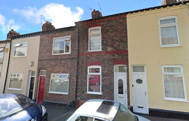 2 Bedrooms Terraced House for rent in Foster Street, Widnes