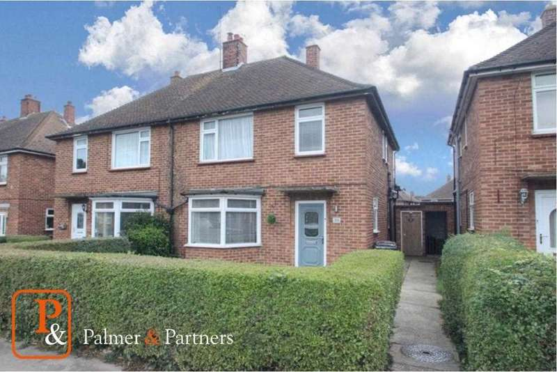 3 Bedrooms Semi Detached House for sale in Windmill Park, Clacton-on-Sea