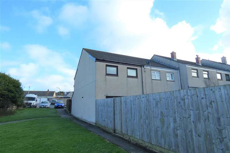 3 Bedrooms End Of Terrace House for rent in Sandyke Road, Broad Haven, Haverfordwest