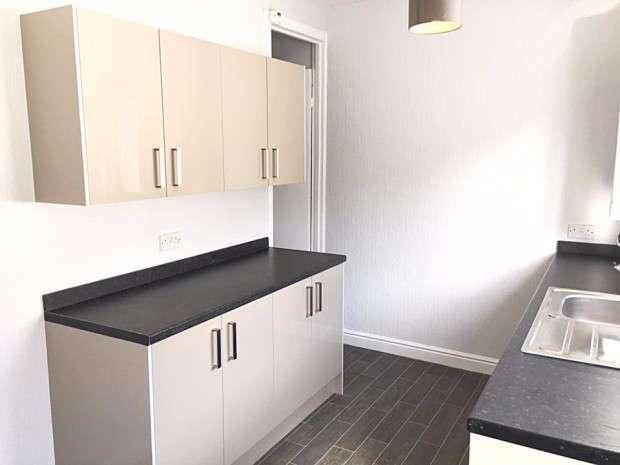 2 Bedrooms Terraced House for rent in Stefano Road, Preston, PR1