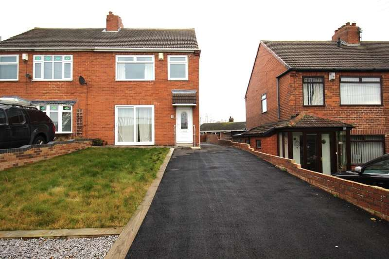 3 Bedrooms Semi Detached House for rent in North Road, Hetton-Le-Hole, Houghton Le Spring, DH5