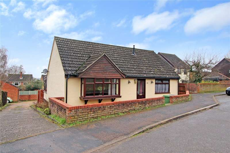 2 Bedrooms Detached Bungalow for rent in Gravel Hill, Stoke Holy Cross, Norwich, Norfolk, NR14