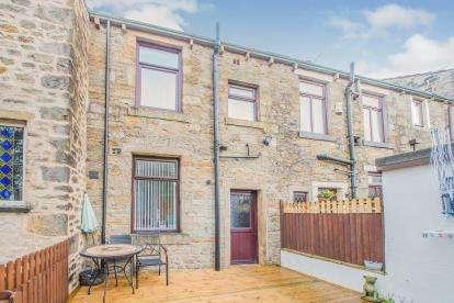 2 Bedrooms Terraced House for sale in Walverden Road, Brierfield, Nelson, Lancashire