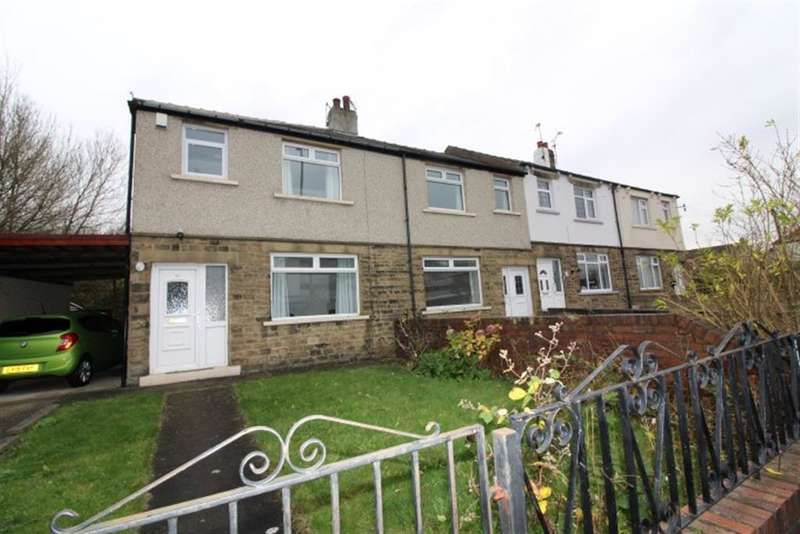 3 Bedrooms End Of Terrace House for rent in Victoria Road, Pudsey, Leeds, LS28 9SW