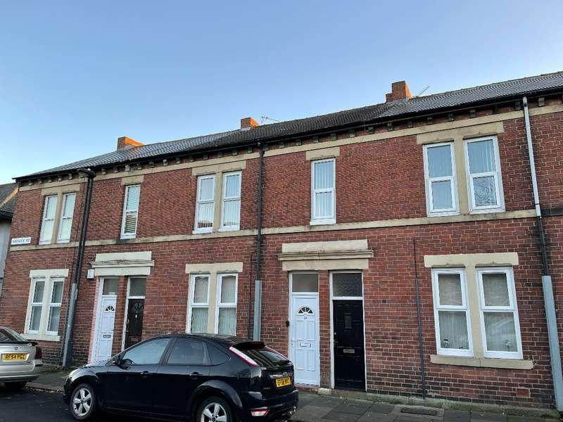 2 Bedrooms Flat for rent in Warwick Rd, Wallsend. NE28 6RT.