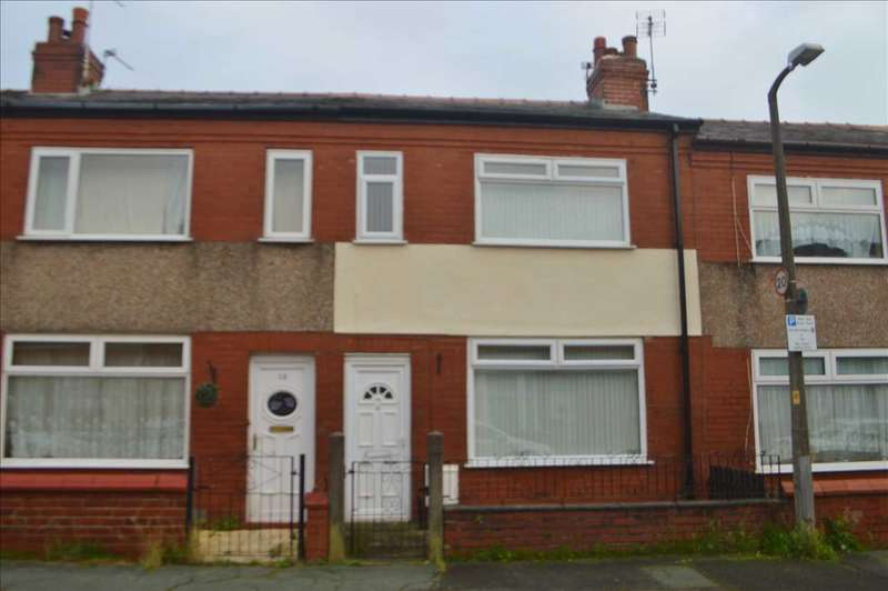 2 Bedrooms Terraced House for rent in Lorne Street, Chorley