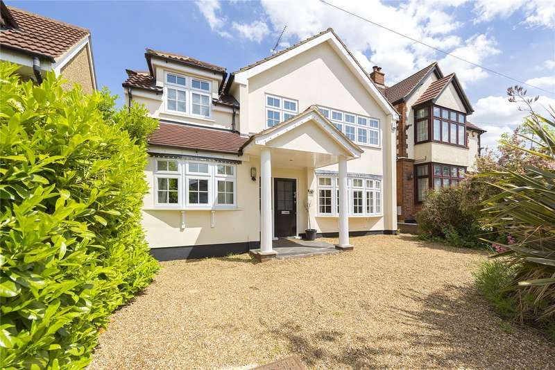 5 Bedrooms Detached House for sale in Wykeham Avenue, Hornchurch, RM11