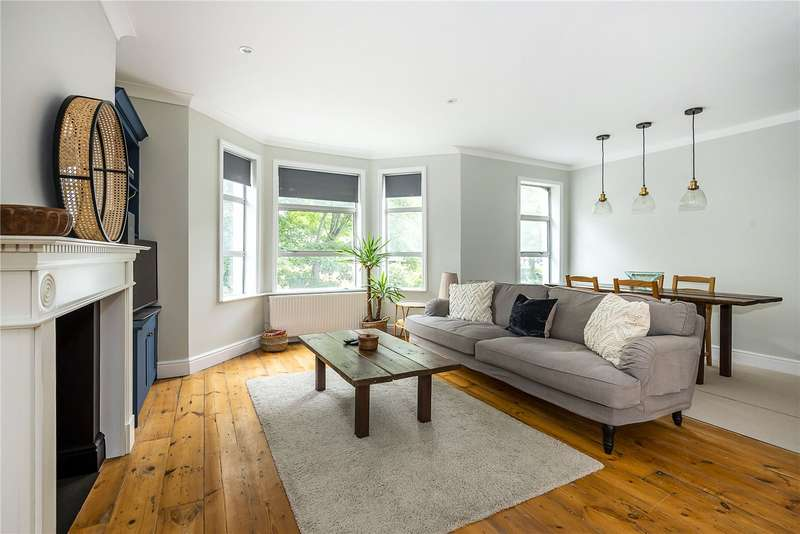 2 Bedrooms Flat for sale in Cabul Road, London, SW11