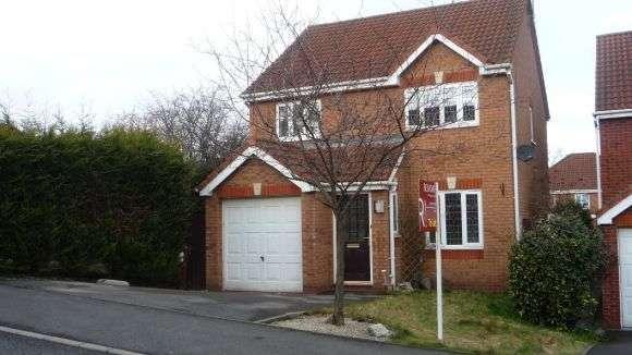 3 Bedrooms Property for rent in Forest Walk, Flintshire, Buckley