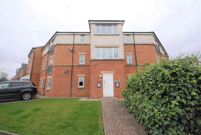 2 Bedrooms Flat for rent in Sanderson Villas, Gateshead