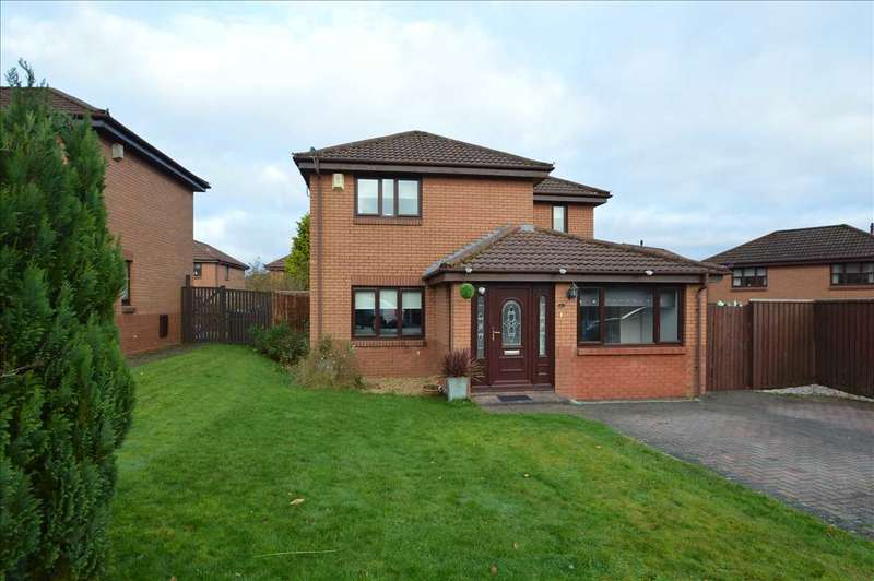 4 Bedrooms Detached House for sale in Ochiltree Drive, Hamilton