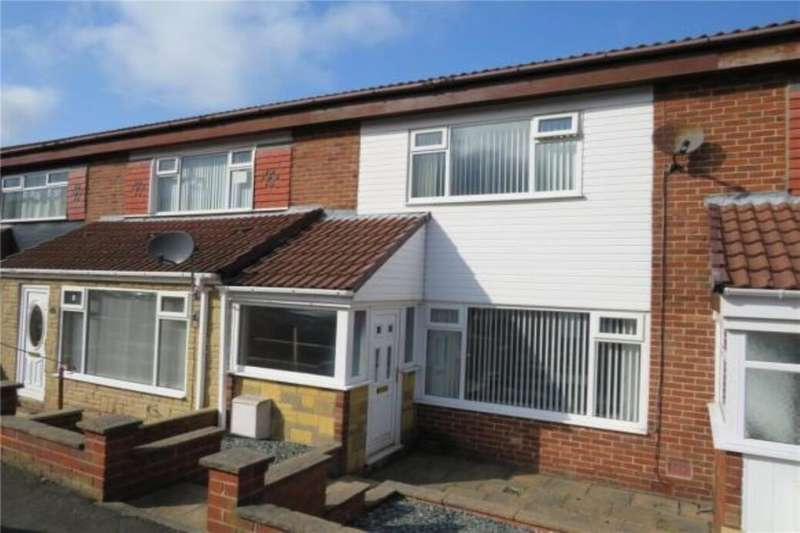 2 Bedrooms Terraced House for rent in Windsor Drive, Stanley, DH9