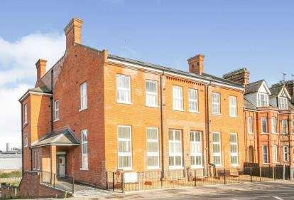 1 Bedroom Flat for sale in 25 Burrell Road, Ipswich, Suffolk