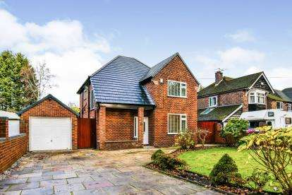 4 Bedrooms Detached House for sale in Wythenshawe Road, Manchester, Greater Manchester